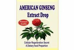 American Ginseng Drops