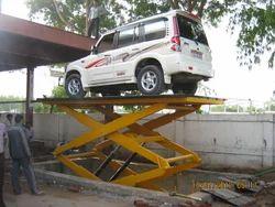 Hydraulic Car Lift
