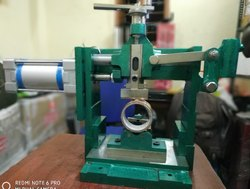 Pneumatic big Size Roll marking machine