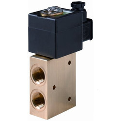 3/2 Vertical Poppet Valves