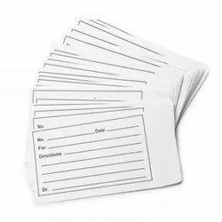 Plain Paper Long Rectangular Envelopes, For Office
