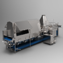 Stainless Steel Vegetable Blanching Machine