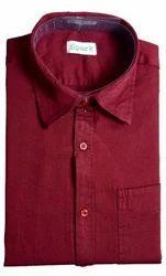 Casual Slub Shirt