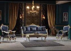 Living room Teak wood furniture