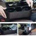 Plastic Black/beize Drink Holder, For Car Accessories