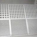 Square Hole Stainless Steel Perforated Coil