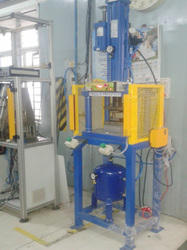 Hydro Pneumatic Press For Door Assy Riveting