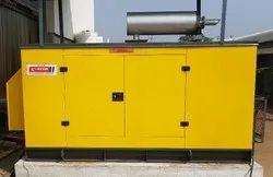 62.5 KVA Volvo Eicher Diesel Generator