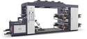 Roll To Roll 6 Color Flexo Printing Machine
