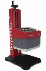 Dotpeenator Data Matrix dot peen Marking Machine 2D And QR Code Marking Dotpeenator SA14