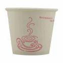 100 Ml Paper Tea Cup, Size: 100ml, Packaging Type: Bundle