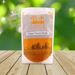 100 gm Organic Turmeric Powder, Packaging: Packet, 100g