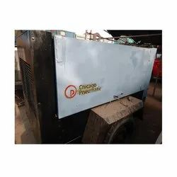 Electric Air Compressor Rental Service
