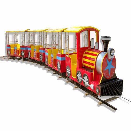 Train Amusement Rides