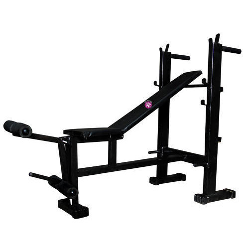Six in one home gym bench at rs piece fitness benches id