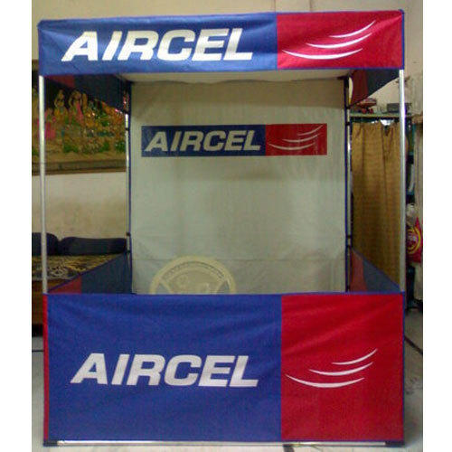 Printed Steel Promotional Canopy