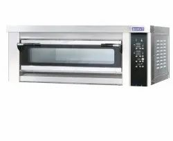 Single Deck 2 Tray Oven