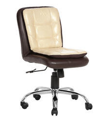 Brown And Cream Libranejar LB Workstation Chair