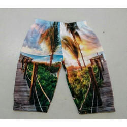 Sublimation Printed Boys Shorts