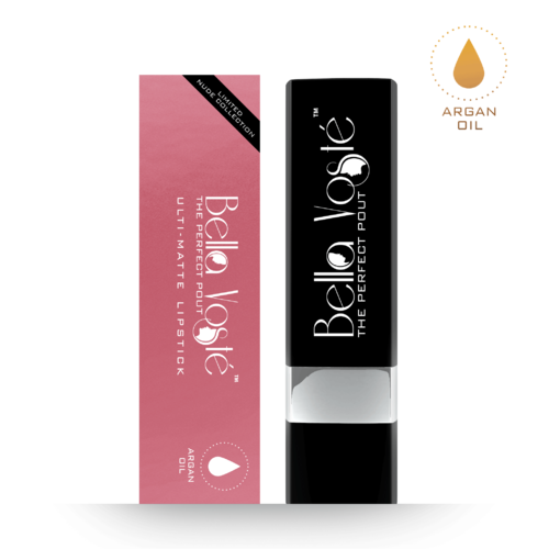 Bella Voste Ulti Matte Lipstick With Argan Oil Pack 12 Piece Id 20349496030