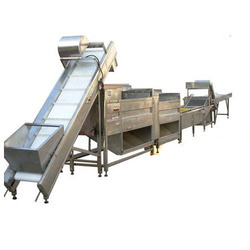 Commercial Continuous Potato Chips Fryer
