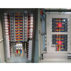 Three Phase Mild Steel Electrical Power Distribution Box, IP Rating: IP55