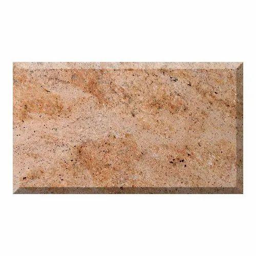 Golden Vyara Gold Granite, Thickness: 17-20 mm