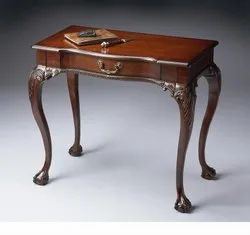 Antique Wooden Center Table, Warranty: 5 Year