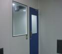 Metal Cleanroom Door