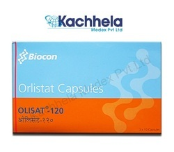 Olisat 120 Mg, 120mg, for Commercial