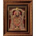 Canvas Tirupati Balaji Painting