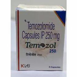 Temozolomide Capsules IP 250 mg