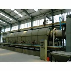 Automatic Waste Tyre Recycling Machine, Capacity: 5 Ton/hr, Rs