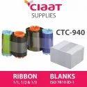 Ciaat & Nisca Card Printer Ribbon