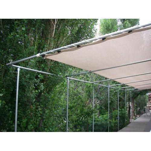 Pvc Patio Covers Made This Canopy To Cover The Bar Seating Area - Pvc patio cover