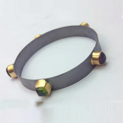 Gold & Black Jewelry