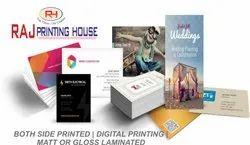 Paper VISITING CARD PRINTING SERVICE