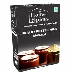Home Spices Jiralu/Butter Milk Masala