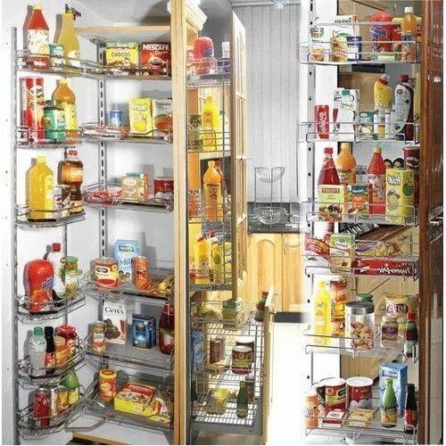Classic Modular Kitchen Cabinets Rs 18000 Piece: किचन टॉल यूनिट
