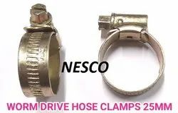 MS Hose Pipe Clamp
