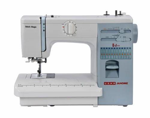 Stitch Magic Stitching Machine Usha International Limited Retail Beauteous Usha Sewing Machine Showroom In Kolkata