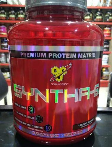 Bsn Syntha 6 Protein Powder 2 27 Kg Rs 3800 Piece Gold Nutrition Id 20562668933