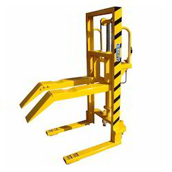 Handy Fork Type Mobile Reel Lifter