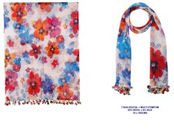 Wool & Silk Shawls
