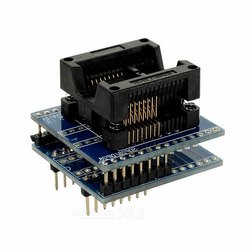 SOP16 to DIP16 Wide 300 mil Programmer Adapter