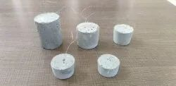 Round Side Walls Concrete Cover Blocks ss 304 rod