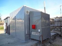 MANUAL HOT AIR TREATMENT PLANT