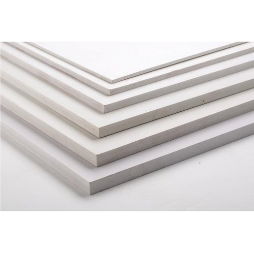 Pvc Foam Board Thickness 5 To 18mm Size 8 X 4 Feet Rs 70 Square Feet Id 19438873330