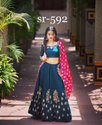 Embroidery Fancy Lehenga