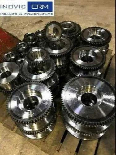 L Block Wheel Assembly